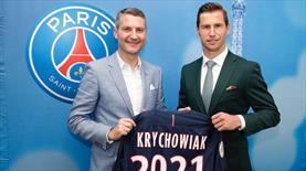 Krychowiak 2021'e kadar imzaladı