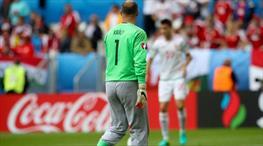 Gabor Kiraly, Macaristan milli takımını bıraktı