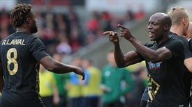 Midtjylland-Osmanlıspor: 0-1