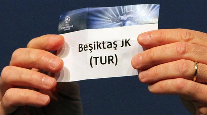 Ve Beşiktaş'ın muhtemel rakipleri belli oldu!