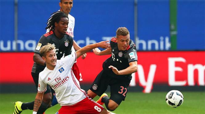 Bayern Münih 89'da güldü
