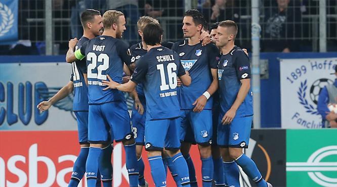 """""""Hoffenheim Alman onurunu kurtardı"""""""