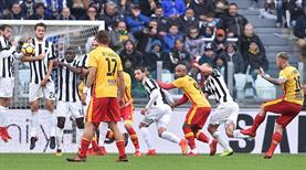 Juventus sürprize izin vermedi