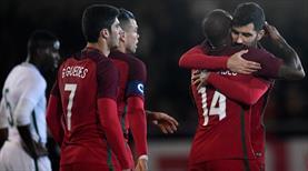 Fernandes Portekiz'e golle döndü