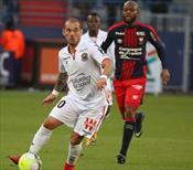 Sneijder son dakikada yıkıldı (ÖZET)