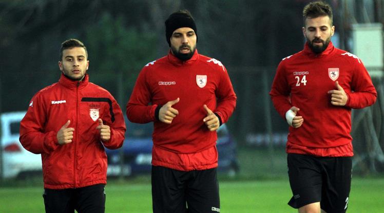 Samsunspor galibiyeti hatırladı