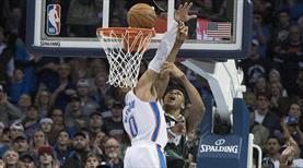 Westbrook'un müthiş performansı yetmedi