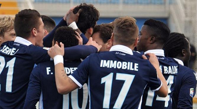 Parolo coştu, Lazio gol yağdırdı! (ÖZET)