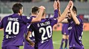 Fiorentina yara sardı! (ÖZET)
