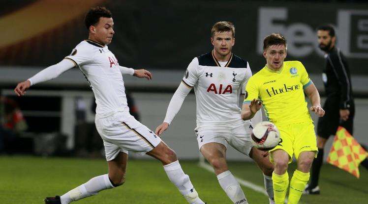 Tottenham Belçika'dan çıkamadı