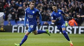 Leicester City şaha kalktı! (ÖZET)