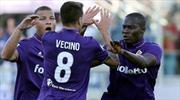 Müthiş düellodan Fiorentina çıktı (ÖZET)