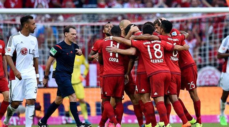Bundesliga'da perde dev bir maçla açılıyor!