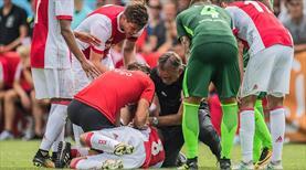 Ajax'lı Nouri'den kötü haber