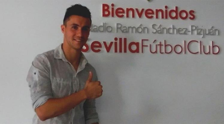 Sevilla, Mariano'nun yerini daha gitmeden doldurdu
