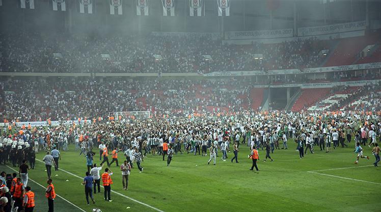 Konyaspor suç duyurusunda bulundu!