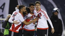 River Plate çeyrek finalde! (ÖZET)