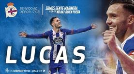 Lucas Perez Deportivo'da