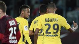 Mbappe siftah için hiç beklemedi!