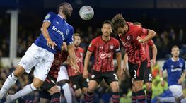 Cenk Tosunlu Everton kupadan elendi