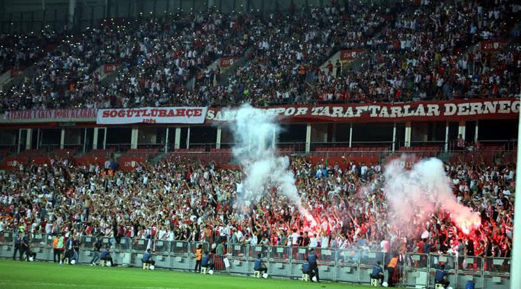 Süper Lig takımlarına kafa tutuyor