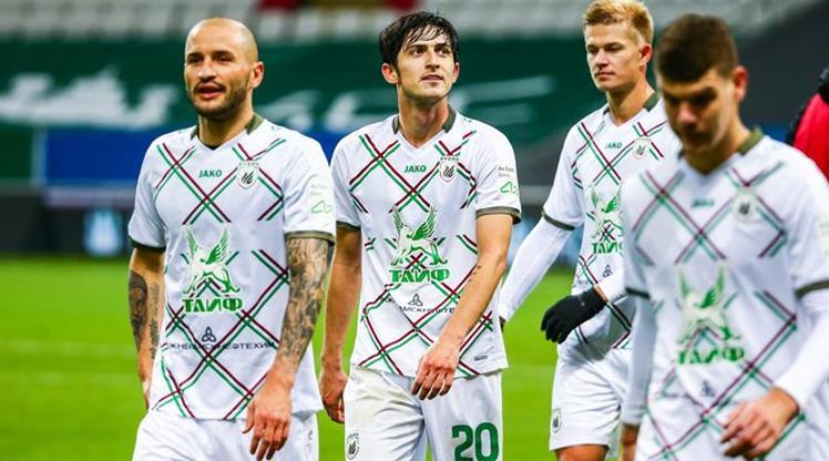 UEFA'dan Rubin Kazan'a kötü haber!