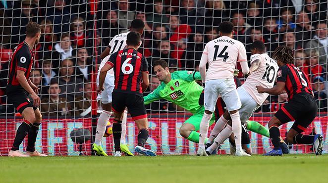 Mourinho derin bir nefes aldı (ÖZET)