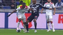 Lyon kaçtı Bordeaux yakaladı! (ÖZET)