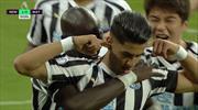 Newcastle 10 maç sonra siftah yaptı! (ÖZET)