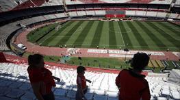 Libertadores Kupası finalinde flaş karar!