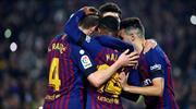 Barça Camp Nou'da şov yaptı!