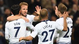 Tottenham yıldızlarıyla işi bitirdi! (ÖZET)