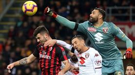 Milan büyük fırsatı kaçırdı