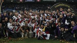 Copa Libertadores'te şampiyon River Plate (ÖZET)