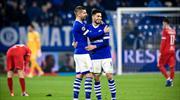 Schalke'den Galatasaray paylaşımı!