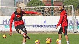 Göztepe'de Bursaspor maçı hazırlıkları
