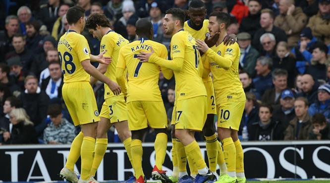 Chelsea'nin deplasman fobisi bitti! (ÖZET)