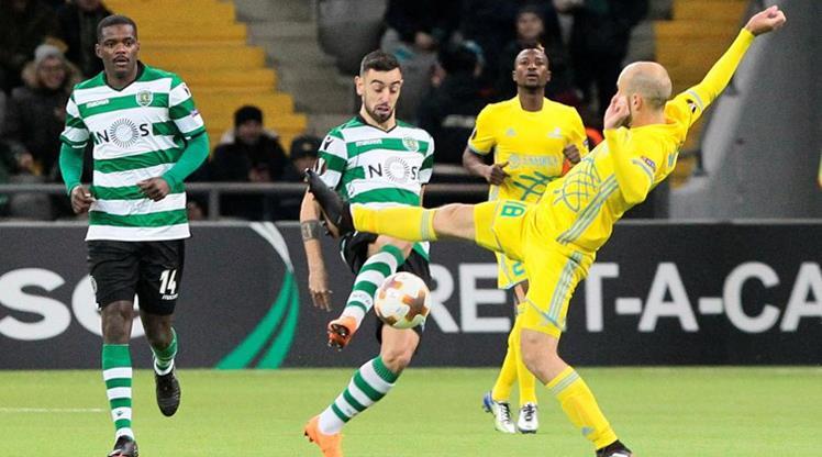 Sporting'e 7 dakika yetti