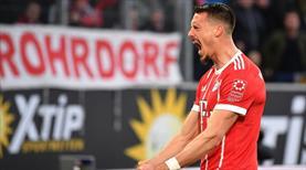 Bayern istediğini uzatmalarda aldı