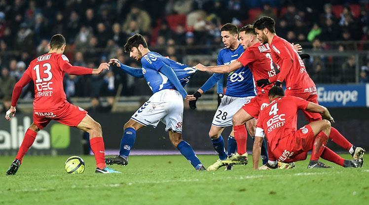Ligue 1'de sessiz açılış