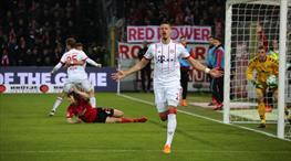 Bayern 4 nala şampiyonluğa