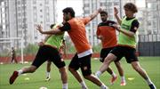 Adanaspor maça hazır