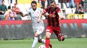 Play-off bileti Gazişehir'in (ÖZET)