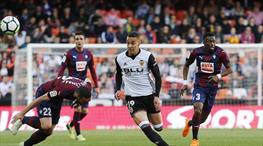 Valencia hasreti bitiremedi
