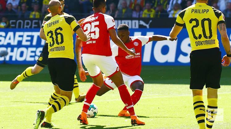 Mainz'a garanti belgesi Dortmund'dan