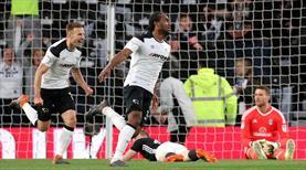 Derby County avantajı kaptı (ÖZET)