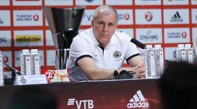 Obradovic'in şampiyonluk planı hazır