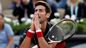 Djokovic'ten buraya kadar!