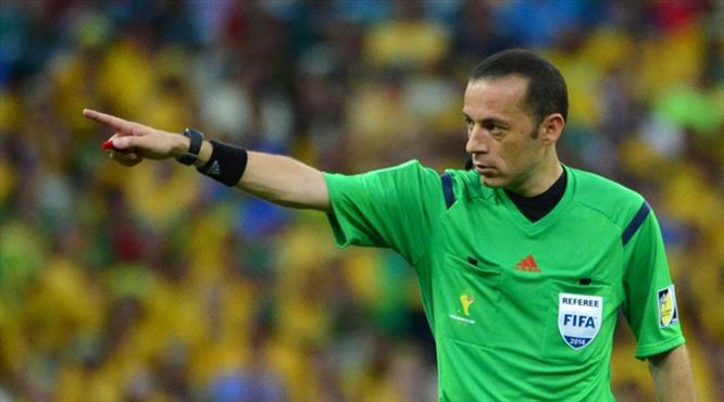 Cüneyt Çakır Dünya Kupası'nda o maçı yönetecek