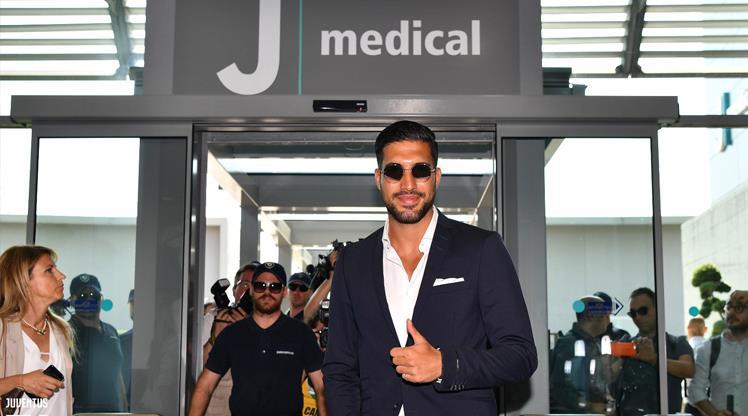 Emre Can Juventus'ta